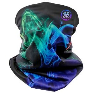 Sublimated Neck Gaiter