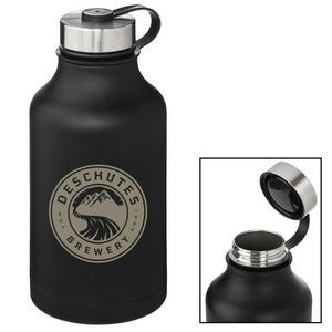 Tundra 64 oz. Double Walled Vacuum Insulated Growler Bottle