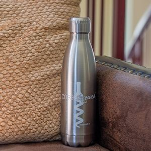 17 Oz. Stainless Vacuum Pop Bottle